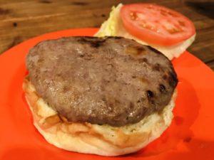 ハンバーガーパテ
